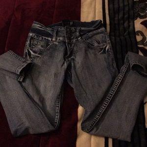 Pants - Denim Pants